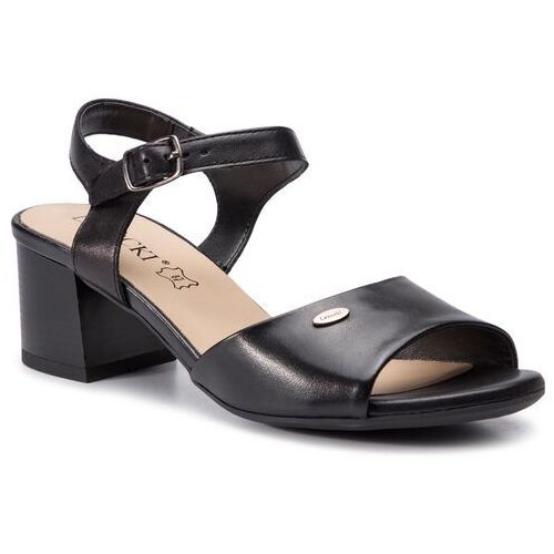 6836d75b9f7ab ▷ Sandały - 565-01 czarny 1 (Lasocki) - ceny,rabaty, promocje i ...