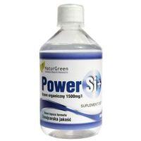 Płyn Krzem - Płyn Power SI+ (500 ml) NaturGreen