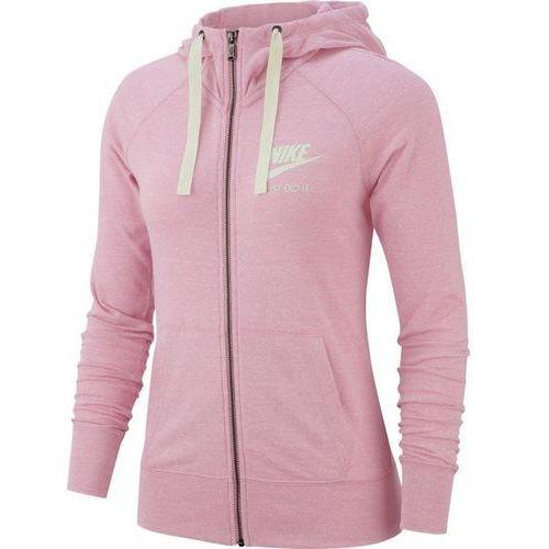 3d4ed674b7 Zobacz ofertę Nike bluza damska W Nsw Gym Vntg Hoodie Fz Pink Foam Sail XS
