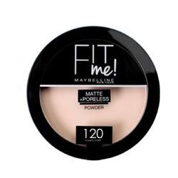 Pudry  Maybelline Drogerie Natura
