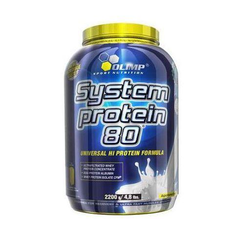 Olimp - system protein 80 2200g wanilia