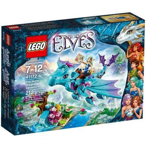 41172 PRZYGODA SMOKA WODY The Water Dragon Adventure KLOCKI LEGO ELVES wyprzedaż