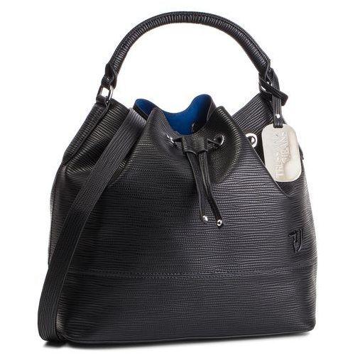 238717c2 Torebka - T-Easy City Bucket 75B00659 Black, kolor czarny (Trussardi Jeans)