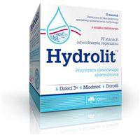 Kapsułki Olimp Hydrolit - przywraca równowagę elektrolitową 10 saszetek