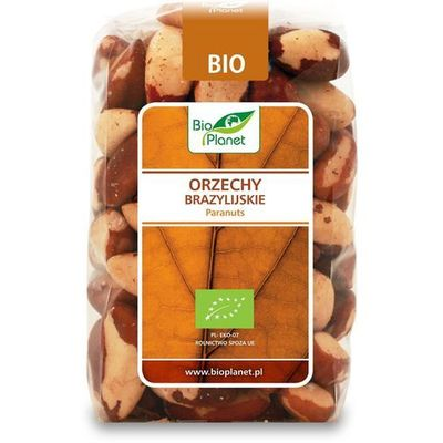 Bakalie, orzechy, wiórki Bio Planet biogo.pl - tylko natura
