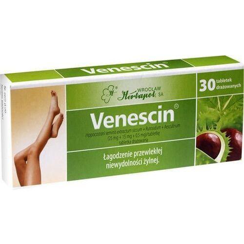 Venescin x 30 drażetek Herbapol wrocław - Promocja