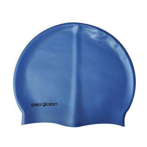Czepek silikonowy pływacki dla dzieci - Odcienie niebieskiego