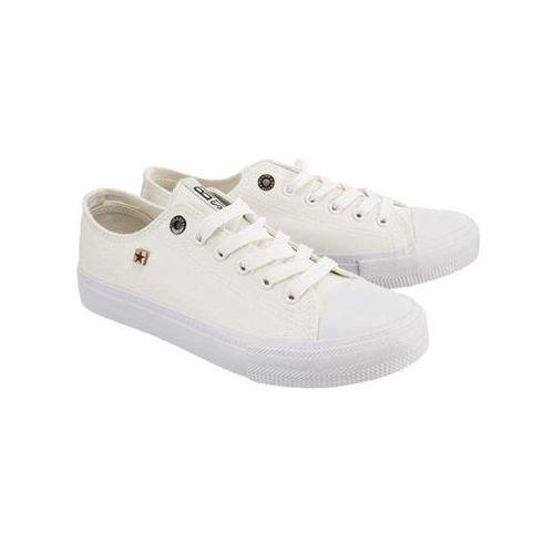 aa174010 biały, półtrampki męskie marki Big star