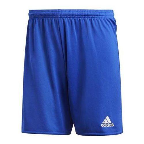 Spodenki piłkarskie parma 16 jr short 140cm marki Adidas