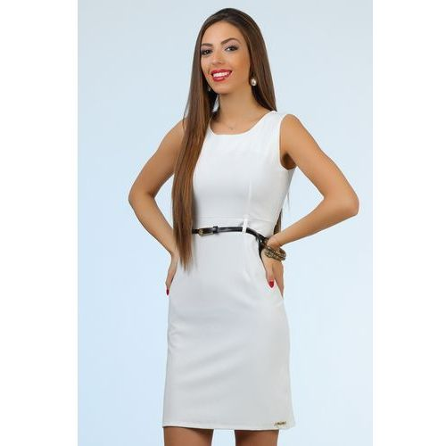 Sukienka SANSI WHITE