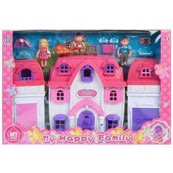 Domki dla lalek  Mega Creative