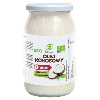 Oleje, oliwy i octy Intenson biogo.pl - tylko natura