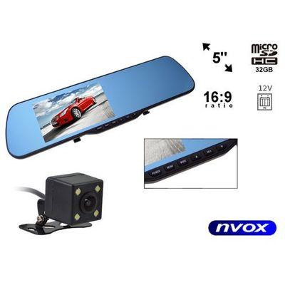 Rejestratory samochodowe Nvox Avde.pl