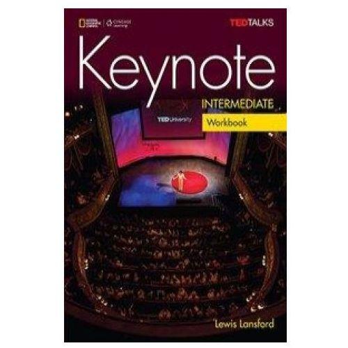 Keynote B1. Ćwiczenia + DVD (144 str.)