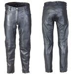 Damskie skórzane spodnie motocyklowe W-TEC Annkra NF-1250, Czarny, 34