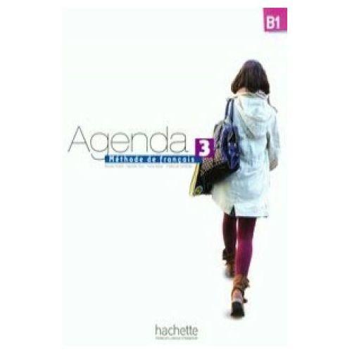 Agenda 3. Podręcznik + DVD-Rom - książka (2014)