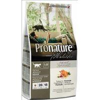 ProNature Holistic dla kotów niewychodzących Indyk i żurawina 340g/2,72kg/5,44kg