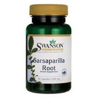 SWANSON Sarsaparilla (Kolcorośl) 450mg, 60 tabl