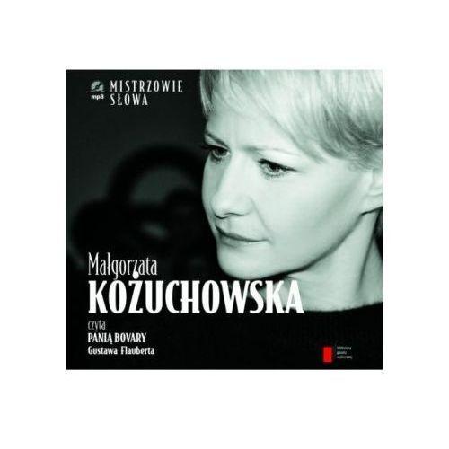 Małgorzata Kożuchowska czyta 'Panią Bovary. Audiobook + książka (2012)