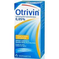 Krople OTRIVIN 0,05% krople 10g