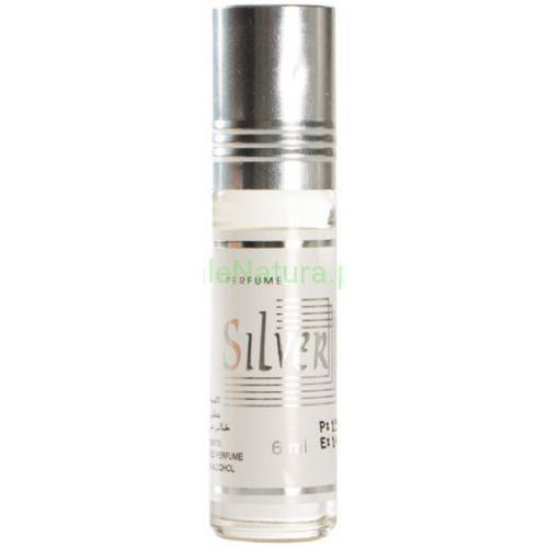 AL REHAB perfumy w olejku SILVER 6ml, ALR-011