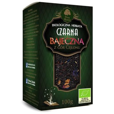 Czarna herbata DARY NATURY - herbatki BIO biogo.pl - tylko natura