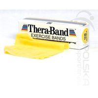Thera - band Thera band taśmy rehabilitacyjne, długość: 2,5 m, opór taśmy: słaby