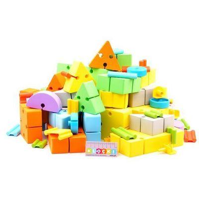 Klocki dla dzieci Wise Club klocki.edu.pl - wyjątkowe zabawki