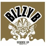 Science Ep Vol.iii+iv - Bizzy B (Płyta CD)