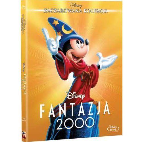 FANTAZJA 2000 (DVD) DISNEY ZACZAROWANA KOLEKCJA