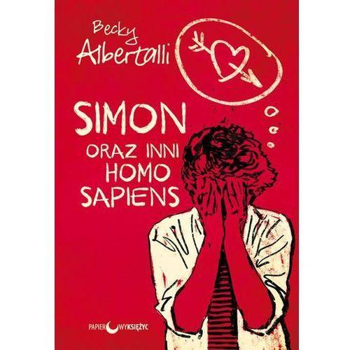 SIMON ORAZ INNI HOMO SAPIENS - Wysyłka od 3,99, oprawa miękka