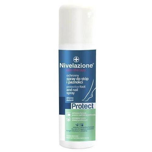 Ideepharm Nivelazione skin therapy ochronny spray do stóp i paznokci 150ml - Znakomity upust
