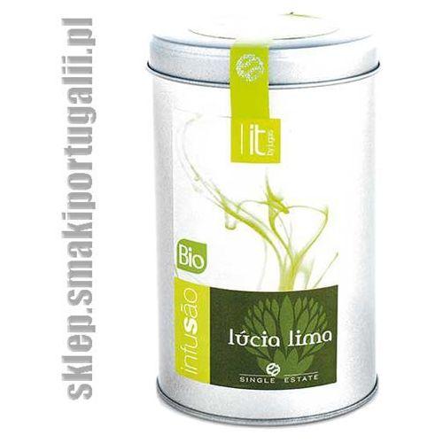Lemon verbena (lúcia lima) bio 40g Quinta de jugais