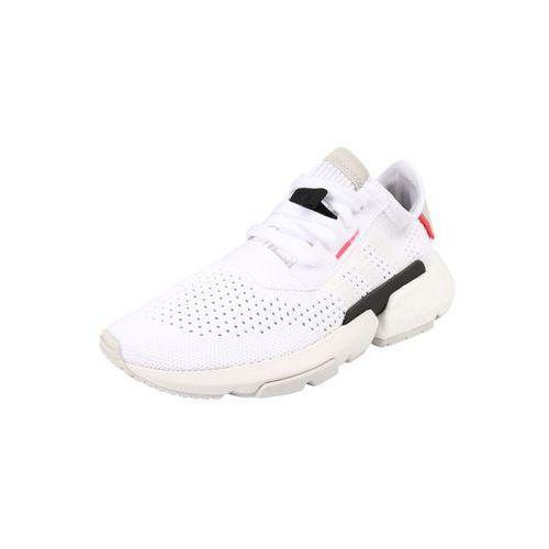 originals trampki niskie 'pod-s3.1' ciemnoszary / jasnoczerwony / czarny / biały marki Adidas