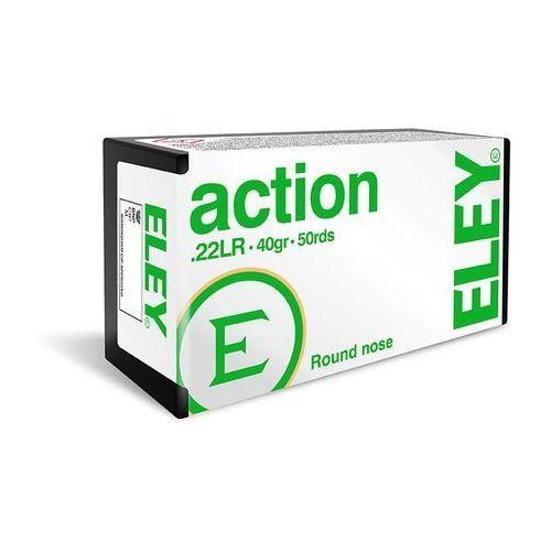 Amunicja ELEY Action.22 LR