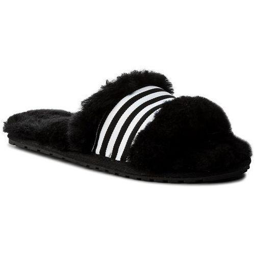 Kapcie EMU AUSTRALIA - Wrenlette W11634 Black, w 7 rozmiarach