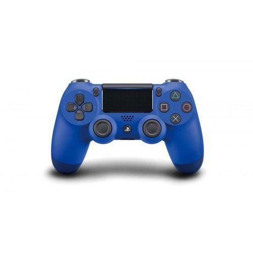 Sony dualshock4 niebieski