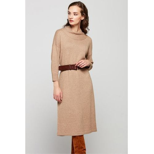 493f136e4d Wełniana sukienka z golfem - marki Patrizia aryton - Fotografia produktu