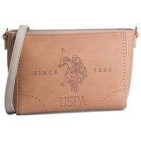 Torebka U.S. POLO ASSN. - Barrington Crossbody Bag BEUBA0394WVP/512 Camel
