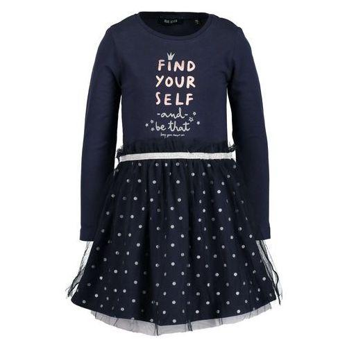 bbe1030a43 ▷ Sukienka 92 niebieski (Blue Seven) - opinie   ceny   wyprzedaże ...