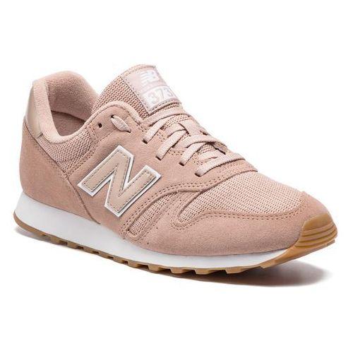 Sneakersy - wl373psw różowy marki New balance