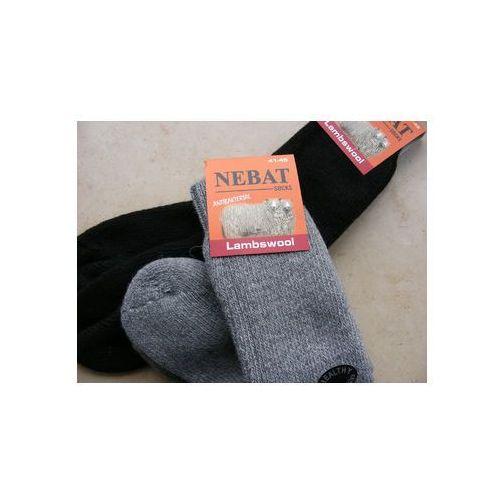 Nebat (turcja) Skarpety rozgrzewające wełniane - rozm. 41-45