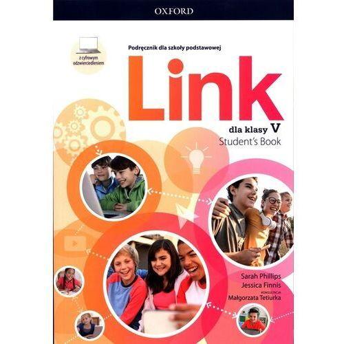 Link 5 podręcznik z cyfrowym odzwierciedleniem (2021)
