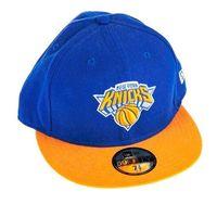 czapka z daszkiem NEW ERA - 5950 Nba Basic Neykni (BLUE/ORANGE)