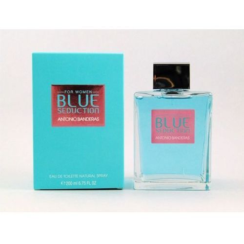 Antonio Banderas Blue Seduction Woman 200ml EdT