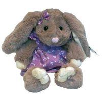 Axiom Maskotka króliczka ewelinka szara 18 cm (5902002097055)