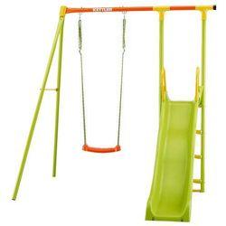 Huśtawka plac zabaw + zjeżdżalnia 5 0s01072-0000 marki Kettler