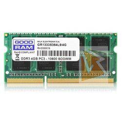 Pamięci RAM do laptopów  Goodram