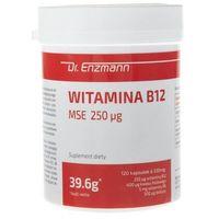 Dr. Enzmann Witamina B12 MSE - 120 kapsułek