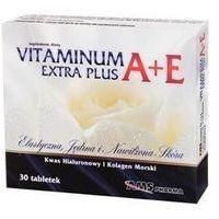Tabletki VITAMINUM A+E EXTRA PLUS x 30 tabletek
